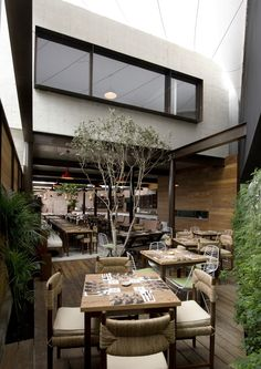 El Mercado Restaurant – Oz Arq