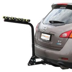 "Thule Apex Swing 4 Bike Rack for 2"" Hitches - Swinging ..."