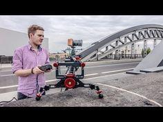 Ultralight DIY Slider Part II: Motorized! - YouTube