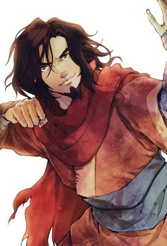 Legend of Korra - Avatar Wan by BotanicaXu