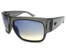 Armani sunglasses are known worldwide for sophisticated, classic and modern designs, along with the simple severity of his style this is the trademark of each of Armani creation.