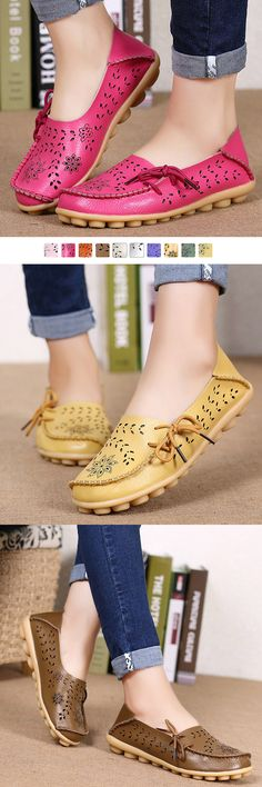 US$22.47 + Free shipping. Floral hollow out shoes, women's casual shoes, women's flat shoes.10 Colors to Match Your Style.