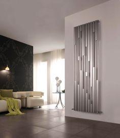 Modern radiators that give your interior a great effect - Decoration Solutions Wall Radiators, Decorative Radiators, Vertical Radiators, Cast Iron Radiators, Kitchen Radiators, Bedroom Radiators, Stainless Steel Radiators, Designer Radiator, Home Decor