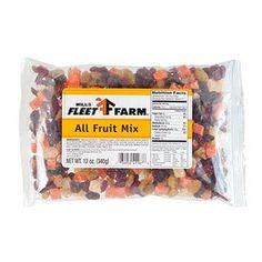 Mills Fleet Farm All Fruit Mix - 12 Oz. - Mills Fleet Farm