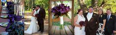 Southern Lodge Wedding by Kim Ragusa