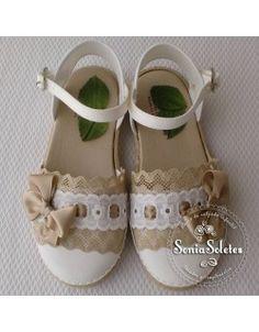 Sonia Soletes - Alpargatas decoradas, personalizadas y hechas a mano