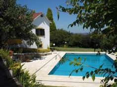 Holiday cottages with swimming pool and gardensHoliday Rental in Lousa from @HomeAwayUK #holiday #rental #travel #homeaway