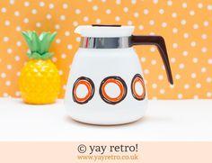 Funky Coffee Vintage German Coffee Pot (£14.50)