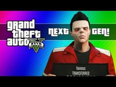 GTA 5 Next Gen Funny Moments - Zombie Face, First Person, Twist Glitch, New Plan, & More! - YouTube