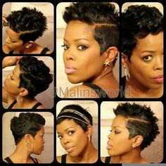 Melinda Williams short cut