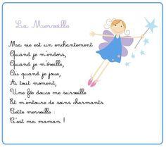 Poeme et poésie fête des mères - La Merveille - Momes.net