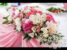 Пионовая свадьба от Девина дизайн #devinadesign #natadevina #натадевина #девинадизайн #лучшийорганизатор #пионоваясвадьба композиция на стол молодоженов в пионах