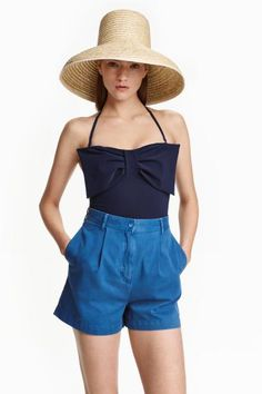 Costume intero con fiocco | H&M