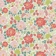 These were the times when ABBA crashed into our living rooms with their bellbottom trousers and the Muppets caused havoc on TV. Wallpapers were swinging like John Travolta's crotch and alternat Wallpaper Direct, New Wallpaper, Orange Wallpaper, Floral Print Wallpaper, Floral Wallpapers, Beddinge, Motif Vintage, John Travolta, Bunch Of Flowers