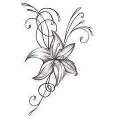 Flower Tattoo By Joycesun Designs Picture #10193