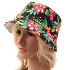 Modern New Summer Bohemian Style Women's Sun Bucket Hat 9 Colors