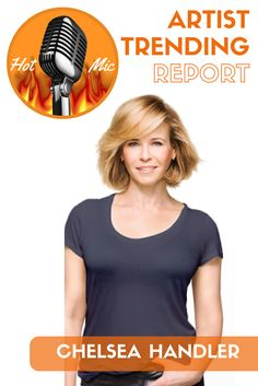 Chelsea Handler is heading out on the road to college campuses to do a fun and informative moderated conversation entitled – Chelsea Does Politica.  Comedian Chelsea Handler will speak about politics and modern culture and encourage people to get informed and get involved.