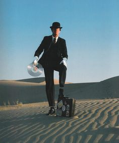 Wish You Were Here by Pink Floyd. I got to really appreciate and love Pink Floyd… Storm Thorgerson, The Mars Volta, Dream Theater, Pink Floyd Artwork, Pink Floyd Albums, Rock Album Covers, Richard Wright, Pochette Album, Rene Magritte