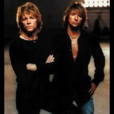 Jon & Richie!  This is how we grow them in Jersey!!!  <3