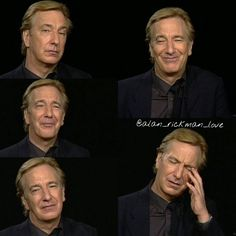 Bless his soul after all this time. Alan Rickman Always, Miss U So Much, Alan Rickman Severus Snape, Agent Of Change, My Heart Hurts, Silent Film, Best Actor, Old Hollywood, Celebrities