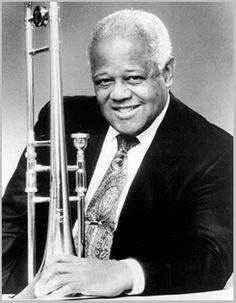 Slide Hampton - April 21, 1932 -Trombone