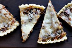 Caramelised Onion Tart, Carmelized Onions, Montana Recipe, All Butter Pie Crust, Tart Filling, Wine Tasting Party, Savory Tart, Creamy Cheese, Homemade Pie