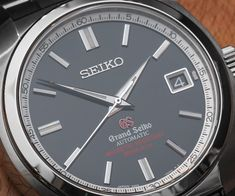 Grand Seiko Magnetic Resistant watches and what it takes to appreciate them.