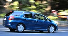 New Price Release Honda Fit Shuttle Hybrid 2015 Review Rear Side View Model