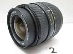 L1223FC SIGMA ZOOM UC 24-70mm F3.5-5.6 φ55 ジャンク_画像1