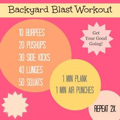 9 Sizzling Hot Summer Workouts