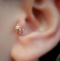 Latest 45 Sexy Tragus Piercing Ideas You Must see