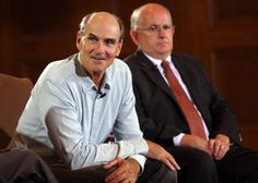 The collaboration between James Taylor and the Mormon Tabernacle Choir