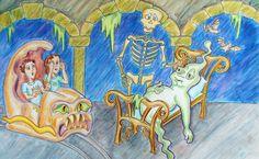 Hubert Huber - der Geist vom Oktoberfest - mit Bauchweh