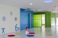 Escuela Infantil Pablo Neruda / Rueda Pizarro