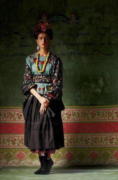 art Frida Kahlo Plus