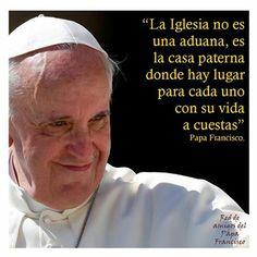 Recopilación de frases del Papa Francisco en Febrero 2014