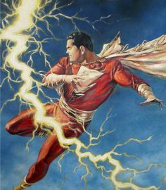 10 Superheroes who really don't need their own movie. SHAZAM