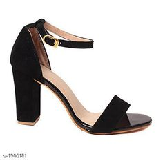 Checkout this latest Heels & Sandals Product Name: *Trendy Women's Heel Sandal* Sizes:  IND-3, IND-4, IND-5, IND-6, IND-7, IND-8 Country of Origin: India Easy Returns Available In Case Of Any Issue   Catalog Rating: ★3.9 (2857)  Catalog Name: Designer Trendy Women's Heel Sandals Vol 5 CatalogID_250500 C75-SC1062 Code: 854-1900181-3411