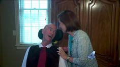 "OKLAHOMA CITY - In 2014, Carl Phelps suddenly started slurring his speech.  Phelps, a former college basketball player, referee and golfer, was always healthy.  ""He was just a picture of health. This was something we never had dreamed of,"" said Janice, his wife.  Doctors soon diagnosed Phelps with ALS, warning him he would soon lose the ability to do many of the things he loved."