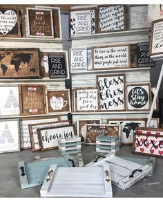Those Trays! Craft Booth Displays, Craft Booths, Content Marketing, Affiliate Marketing, Internet Marketing, Media Marketing, Digital Marketing, Painted Signs, Wooden Signs