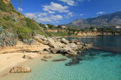 Pessada Bay, Kefalonia, Greece