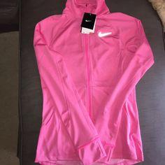 Nike pink women's jacket Nike.!Beautiful pink jacket. Nike Jackets & Coats