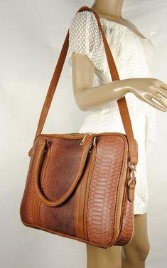 Women Faux Leather Laptop Handbag Tote Bag Briefcase Shoulder Work Satchel Purse | eBay