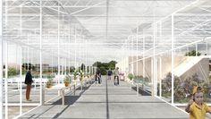 12 maneras de representar atmósferas arquitectónicas usando collage,Proyecto: DE WIJNPERS. Imagen Courtesía de Bc Architects