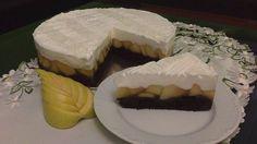 Výborný jablkový koláč so snehovou perinkou