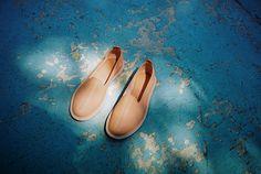 Vayarta leather slip-on, $195; stevenalan.com