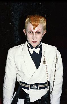 martin degville, went on to be lead singer of sigue sigue sputnik.