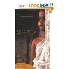Water: A Novel: Bapsi Sidhwa: The true story of a 7 yr old widow in India