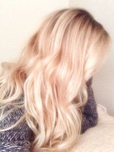 Blonde forever :)