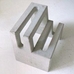 tenkei concrete bicycle rack